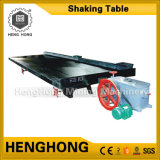 Équipement minier en or Installation de chromatisme Chrome Ore Shaking Table