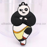 Movimentação do flash do USB do PVC da panda de Kungfu (UL-PVC027)