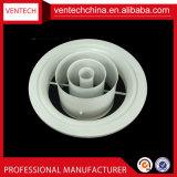 Hvac-Systems-Rückholluft-Aluminiumstrahldüse-runder Ring-Diffuser (Zerstäuber)