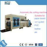Máquina que corta con tintas de papel automática aprobada del Ce