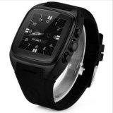 Smartwatch X01のアンドロイド4.4のカメラのWiFiのスマートな腕時計Ios