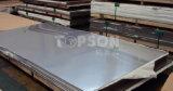 201 304 316 satin décoratif Finsh du numéro 4 de plaque de feuille d'acier inoxydable de couleur