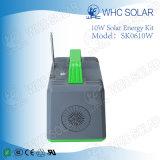 10W het draagbare PV van het Huis ZonneSysteem van de Uitrusting van de Energie