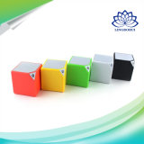 Портативный квадратный беспроволочный миниый громкоговоритель Bluetooth мультимедиа