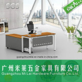 Direktes Factory Supply Competitive Price Manager Office Desk mit Moving Cabinet