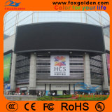 2017 High Brightness HD P10 Outdoor Full Color LED Sign (SMD-P10)