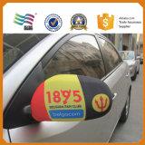 Tampa Stretchable do espelho de carro da tampa do espelho de carro da bandeira de Portugal da tela