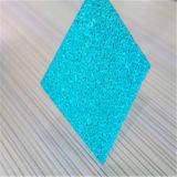 Hoja grabada policarbonato de Sabic con ULTRAVIOLETA