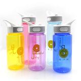botella tritan del joyshaker del deporte 600ml, botella de agua plástica del deporte del joyshaker, insignia tritan del joyshaker de la botella de agua