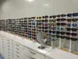 Kundenspezifische Firmenzeichen-bunte Unisexplastikform-Sonnenbrillen