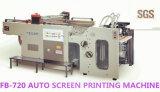 Machine van de Druk van het Scherm van het Document van de Cilinder van de Schommeling van het Merk van Feibao de Auto