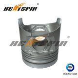 Pistone di Isuzu 6HK1 di qualità di mercato degli accessori con Alfin e l'OEM della galleria di olio 1-12111-976-0