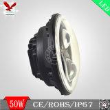 indicatore luminoso del lavoro dell'indicatore luminoso di azionamento di 7inch 50W LED LED per la jeep di SUV