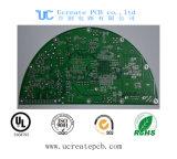 緑のはんだマスクとの電子のためのFr4プリント基板