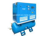 Full Feature Stationary Screw Small Air Compressor (KA7-13D/250)