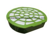 Зеленое Circular HEPA Filter для пылесоса