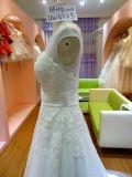 Vestido Uw4025 das mulheres elegantes do vestido do querido do casamento do vestido de esfera