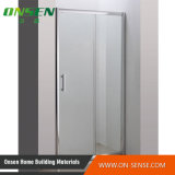 Puerta instalada fácil de la ducha del vidrio Tempered