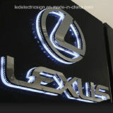 옥외 하이라이트 스테인리스 방수 LED 빛난 특성