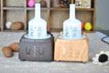Aroma Diffuser Essential Oils Diffuser Humidifier와 Car를 위한 Aromatherapy를 가진 차 Charger Port Travel Portable Cool Mist Ultrasonic Humidifier