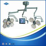 LEIDENE Shadowless van het Type van plafond de Chirurgische Lichten van de Verrichting (SY02-LED3+5)