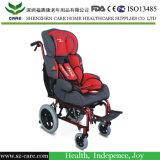 Cadeira de rodas pediátrica - cadeira de rodas para crianças - totalmente ajustável com inclinação no espaço