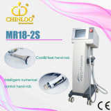 Unieke Kwaliteit Microneedles & de Oppervlakkige Verwaarloosbare Machine van de Schoonheid van de Verjonging van de Huid van rf (MR18-2S)