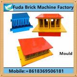 Good Qualityの半Automatic Concrete Brick Machine Production Line