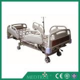 Luxuriöses Krankenhaus-Bett mit doppelten rotierenden Hebeln (MT05083408)