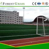Gramado de grama artificial grosso e barato para o campo de futebol (STO)