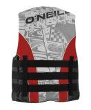 Спасательный жилет, отражательный, тельняшка безопасности, Swimwear, спорты воды Wm-220