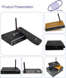HD 1080P 3D 4k Android 4.4 WiFi Fernsehapparat Box mit Fernsehapparat Tuner Built in 4.0 Bluetooth