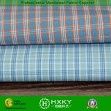 O algodão do poliéster gosta da tela da camisa da tela ou do forro do vestuário