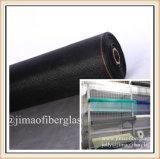 Vidrio-fibra Mosquito Mesh/Insect Screen de 120g Black
