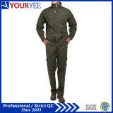 Neue Art-Arbeitskleidungs-konstante dunkelgrüne Klage (YMU107)