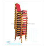 Cadeira de jantar de alumínio do banquete quente da venda para o restaurante (HW-YH021C)