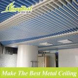 Il metallo personalizzato di formato ha sospeso il soffitto del deflettore di U per il corridoio
