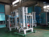 Retirer la machine de purification de pétrole de turbine d'impuretés