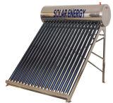 Riscaldatore di acqua solare non pressurizzato di Qal BG 240L3