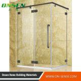 Recinto de la ducha del acero inoxidable 304 con la instalación fácil