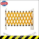 Barrera plegable plástica del tráfico portable de la seguridad en carretera para la venta