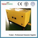 охлаженное воздухом производство электроэнергии малого электрического генератора силы двигателя дизеля 15kVA тепловозное производя с AVR