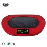 Purificador Solar-Accionado del aire del coche del ambientador de aire del coche