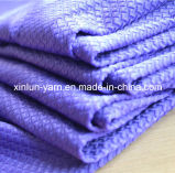 "Tela lisa de Lycra do Spandex do jacquard para a roupa interior/Swimsuit/roupa interior ""sexy"""