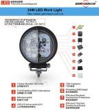 Indicatore luminoso automatico del lavoro di pollice 24W LED del fascio 4 dell'inondazione della matita con le certificazioni di RoHS ECE del Ce