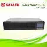 BatteryのラックMount UPS 1kVA 2kVA 3kVA