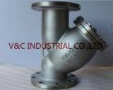 Y-Tamiz del acero inoxidable para industrial