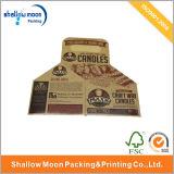 Коробка упаковки бутылки ручки горячей фабрики сбывания изготовленный на заказ (QY150014)