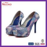 Form-bequeme reizvolle Absatz-Schuhe