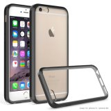 iPhone 6sのための高品質Color Bumper Transparent Back Case Cell Phone Case